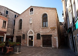 Presentazione libro di Giampiero Pani a Venezia